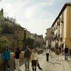 Carrera del Darro. Albaicín. (Granada)
