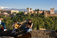 Viewpoints of Granada